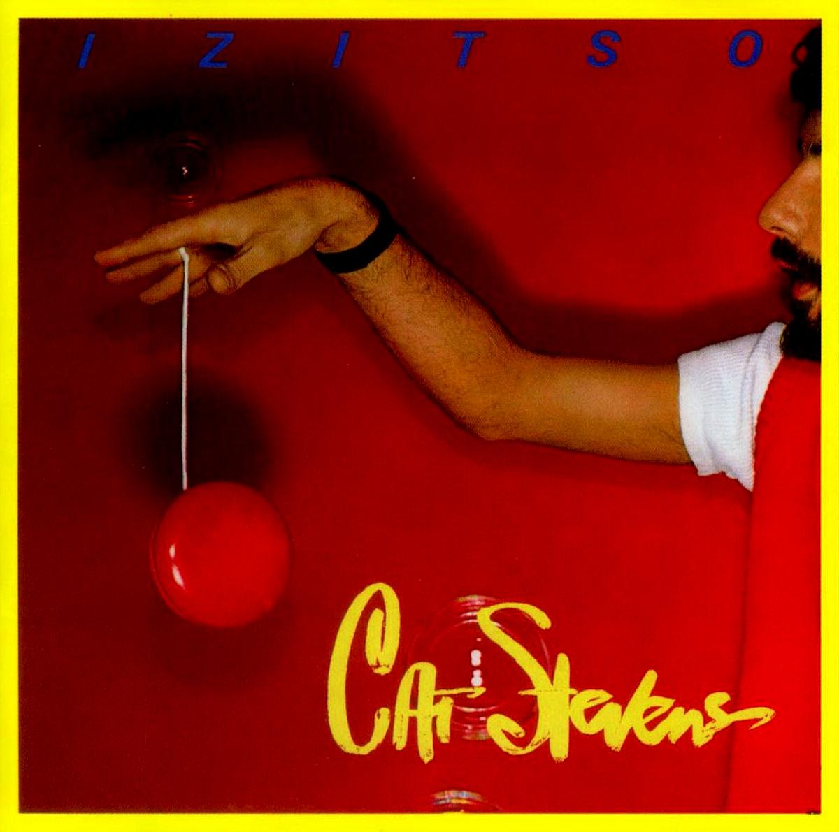 Cat Stevens Izitso Cd Cover