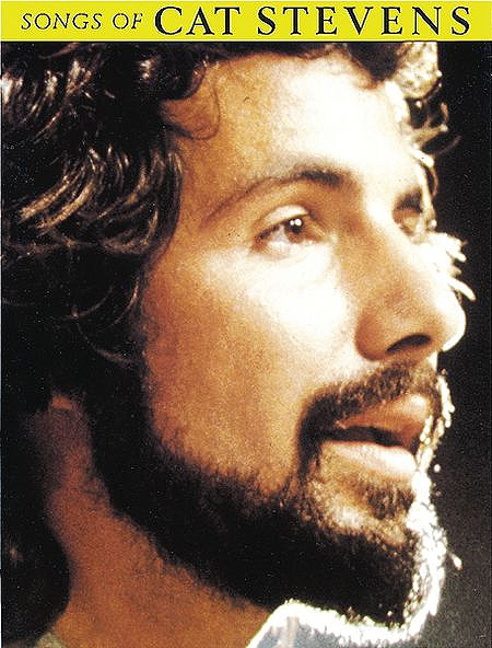 songs of cat stevens music sales corporation 1983