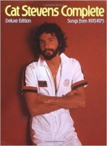 Cat Stevens Complete: Songs From 1970-1975 (Amsco Publications, 1988)
