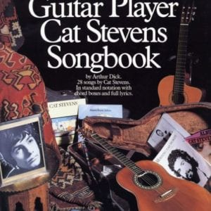 The Complete Guitar Player Cat Stevens Songbook (Wise Publications, 1989)