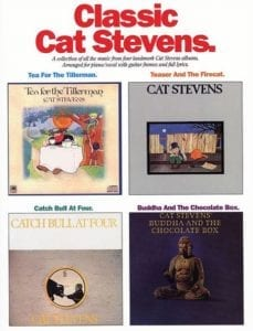 Classic Cat Stevens (Amsco Publications, 1991)
