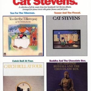 Classic Cat Stevens (Amsco Publications, 1991)