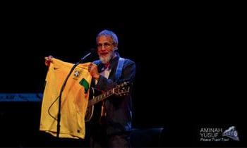 Peace Train Tour Reaches South America