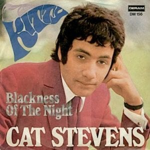 KITTY / BLACKNESS OF THE NIGHT