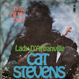 LADY D'ARBANVILLE / TIME/FILL MY EYES
