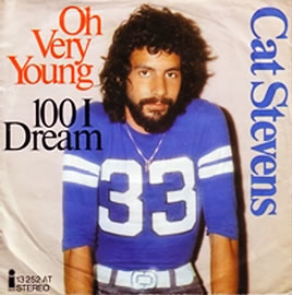 Oh Very Young / 100 I Dream (Germany)