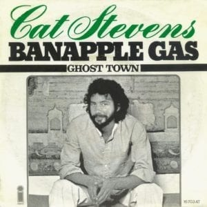 BANAPPLE GAS / GHOST TOWN (Netherlands)