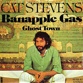 BANAPPLE GAS / GHOST TOWN (Spain)