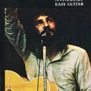 Cat Stevens Anthology Easy Guitar (Almo Publications, 1976)