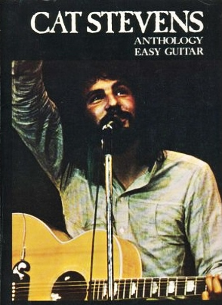 Cat Stevens Anthology Easy Guitar (Almo Publications, 1976)