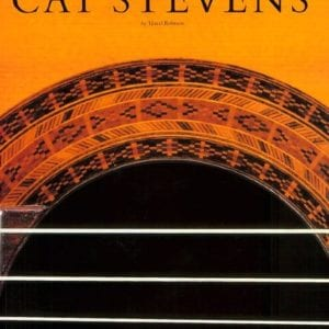 Fingerpicking Cat Stevens (Music Sales Corporation, 1997)
