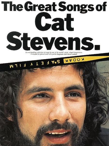 The Great Songs of Cat Stevens (Wise Publications, 1984)