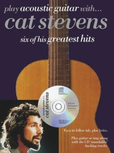 Play Acoustic Guitar With Cat Stevens (Music Sales Ltd, 2003)