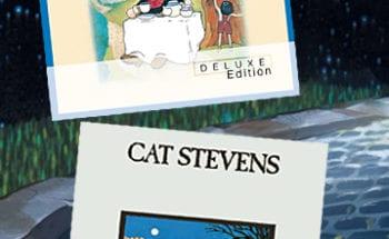Classic Cat Stevens Albums Reissued