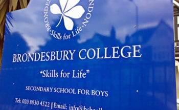 Brondesbury College Selected for Commonwealth Observance