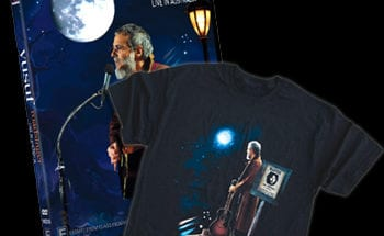 Competition: Yusuf Live in Australia DVD and Tour Tshirt
