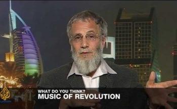 Watch Yusufs interview on Al Jazeera here
