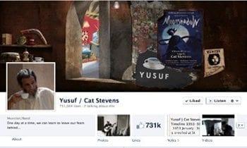 The Official Facebook for Yusuf/ Cat Stevens