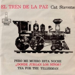 PEACE TRAIN (MEXICO)