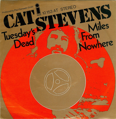 TUESDAY'S DEAD / MILES FROM NOWHERE