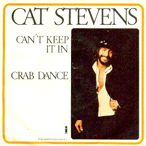 CAN'T KEEP IT IN / CRAB DANCE (GERMANY)