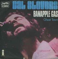 BANAPPLE GAS / GHOST TOWN (Yugoslavia)