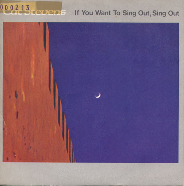 IF YOU WANT TO SING OUT, SING OUT (Spain)