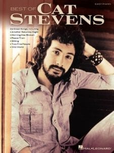 Best of Cat Stevens Easy Piano
