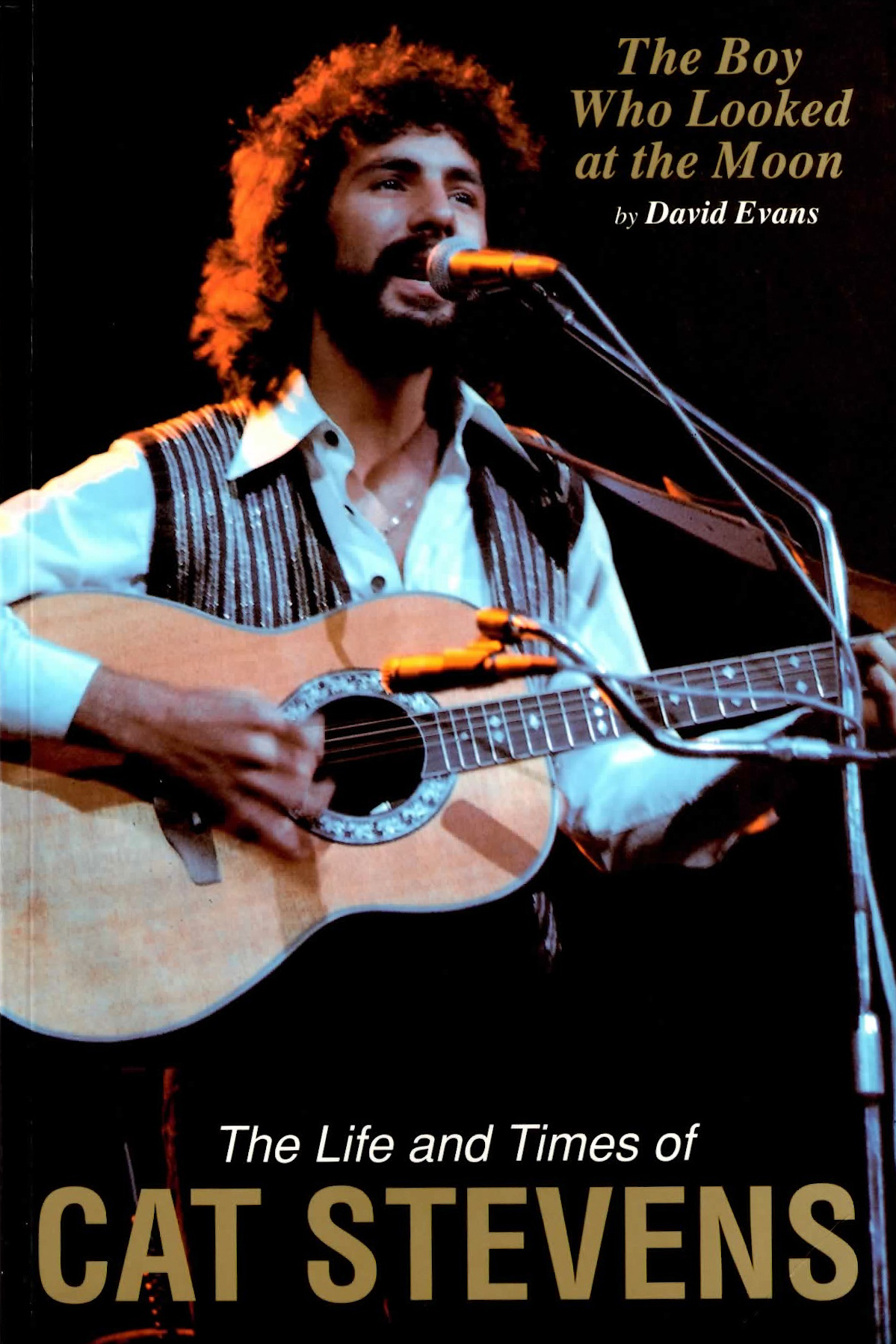 THE LIFE AND TIMES OF CAT STEVENS