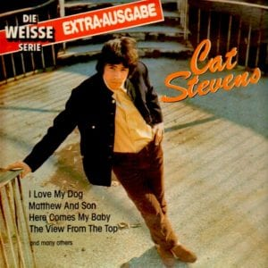 CAT STEVENS: DIE WEISSE SERIE