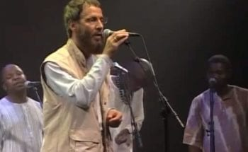 Yusuf Islam – Peace Train (Live at Market Hall, South Africa)