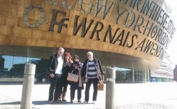 Folk in Wales