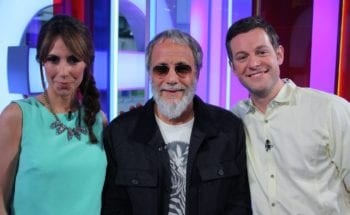 Yusuf on the BBC One Show