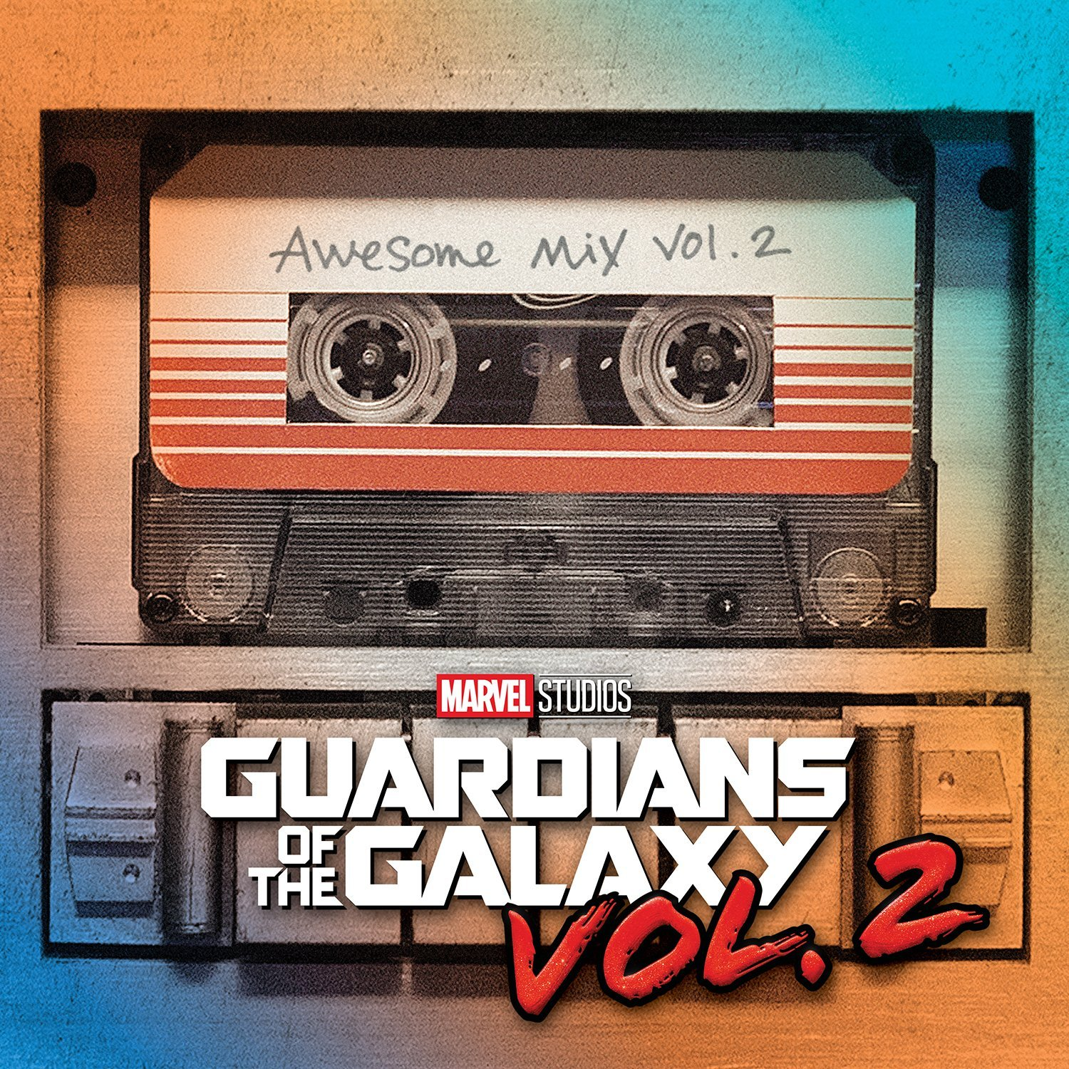 Guardians Of The Galaxy Vol. 2: Awesome Mix Vol. 2 (Soundtrack)