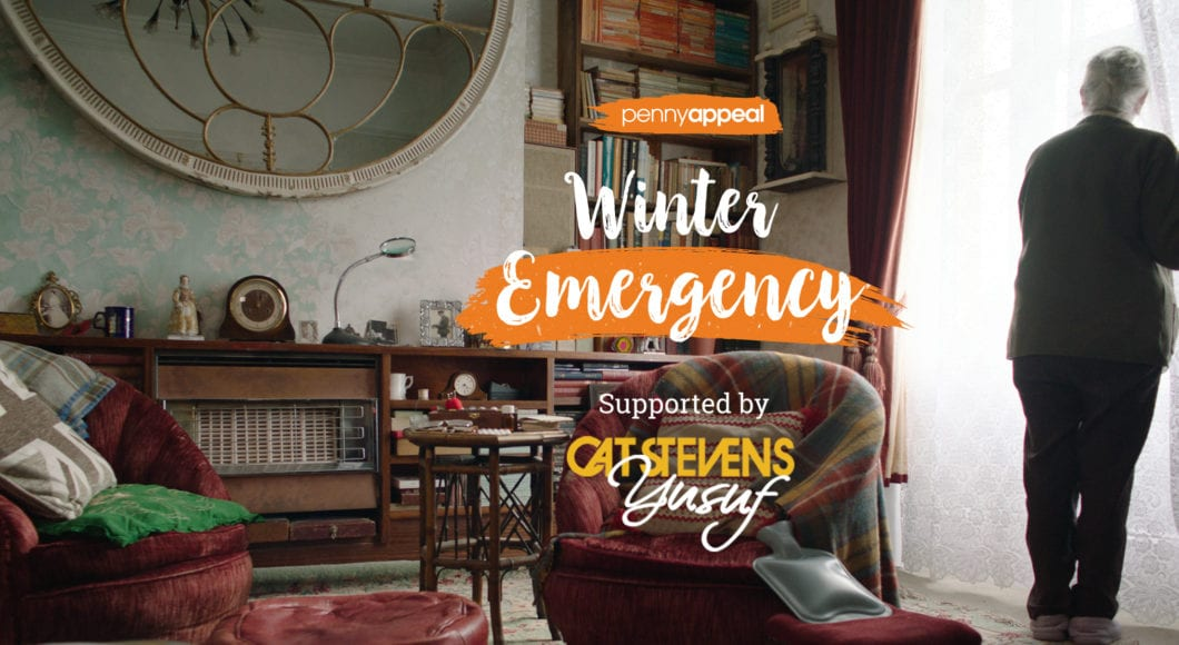 Penny Appeal Winter Emergency Appeal