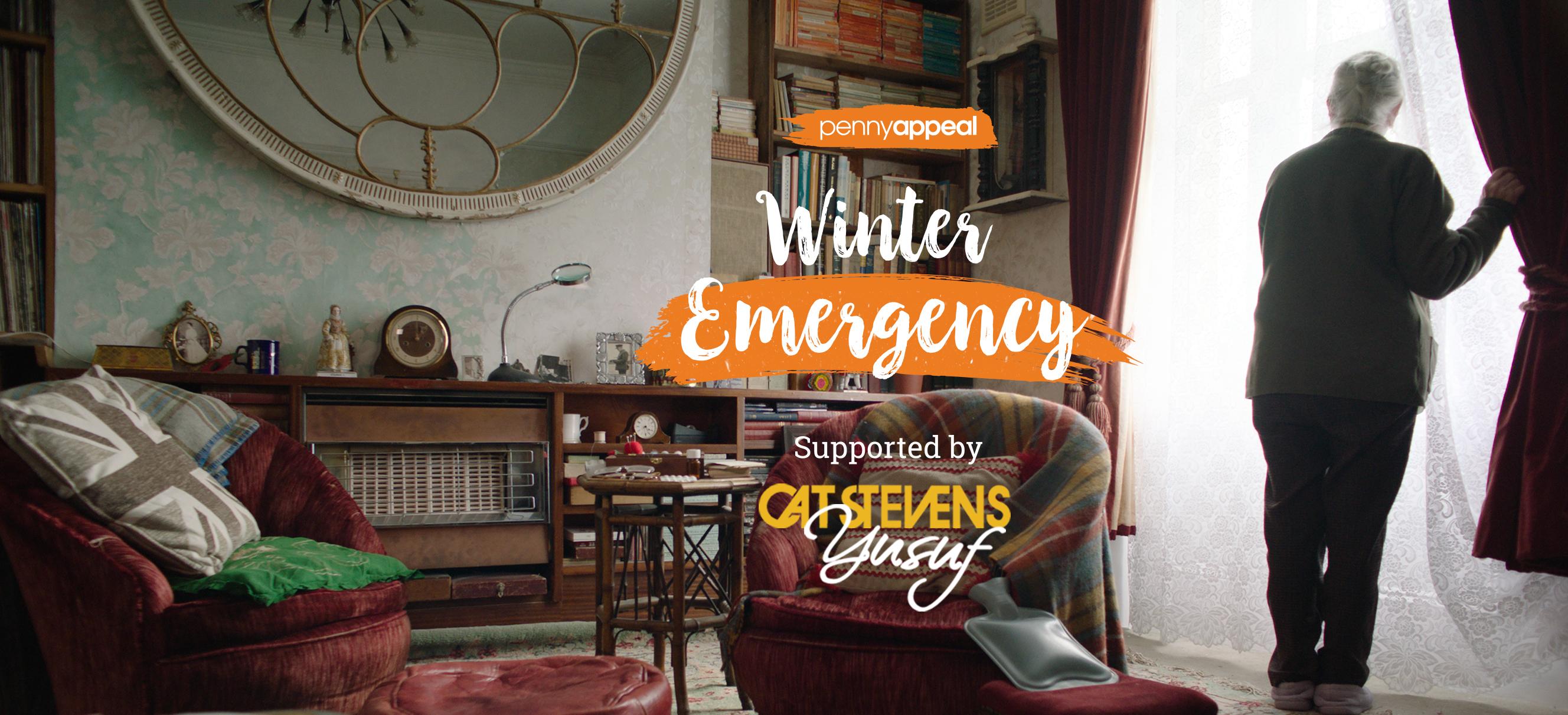 Penny Appeal Winter Emergency Appeal