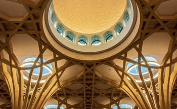Cambridge Eco-Mosque