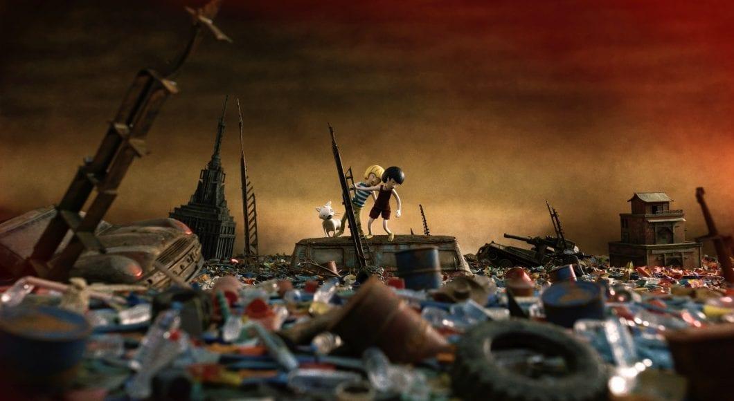 The Plastic Peril