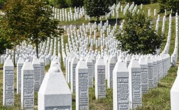 The Srebrenica Massacre: Bosnian Genocide