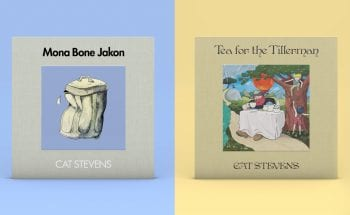 Mona Bone Jakon & Tea For The Tillerman 50th Anniversary Box Sets