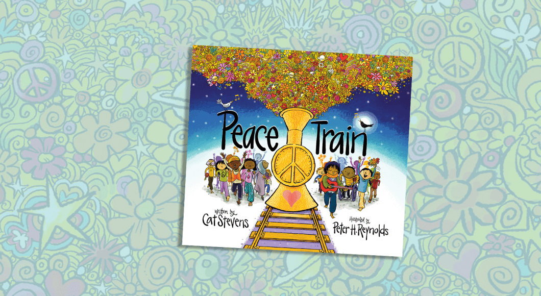 New Peace Train Picture Book