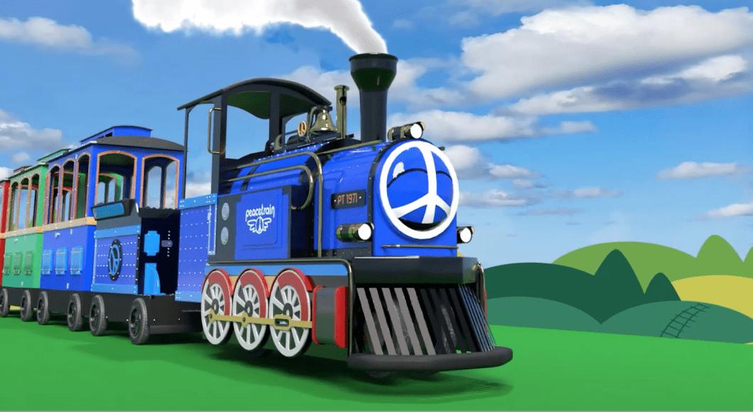 Peace Train Chugger